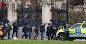 UK Parliament attacked, victims ran over on bridge