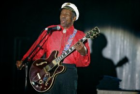 Chuck Berry's influence on rock 'n roll wasincalculable