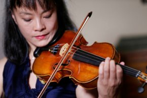 Stradivarius heard for first time since 1980theft