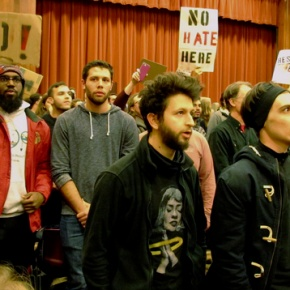 Author: Sanction college students who shouted down myspeech