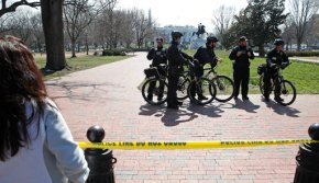 Secret Service stops attempted White House intrusion