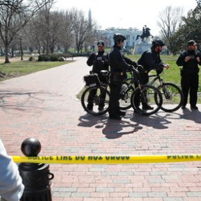 Secret Service stops attempted White Houseintrusion