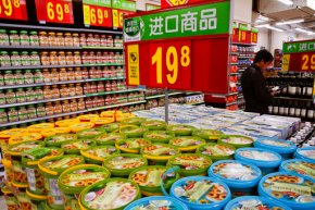 China's trading partners alarmed by food importcontrols