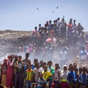 Death toll reaches 62 in Ethiopia landfill collapse