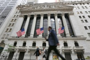 Stock indexes listed in NewYork