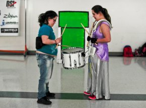 A band apart: Special-needs musicians aim for worldstage