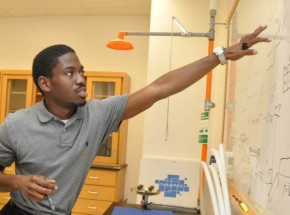 Norfolk State University closing the African American science gap