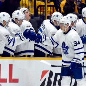 Maple Leafs beat Predators 3-1 for 5th win in 6 games