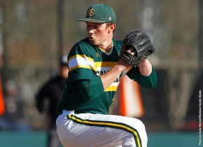 Hemmerich selected as MEAC Pitcher of the Week
