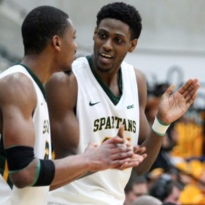 Spartan men begin MEAC quest Wednesday night in quarterfinal round
