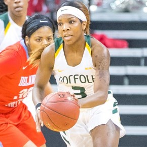 NSU advances to face FAMU after 60-40 victory over DSU on Monday