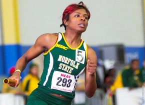 Sophomores lead the way for women's track at Fred HardyInvite