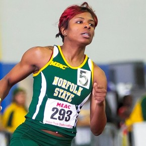 Sophomores lead the way for women's track at Fred Hardy Invite