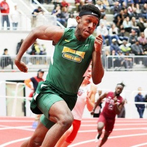 Banks PRs in 2 events as Spartan men post big showing at Richmond