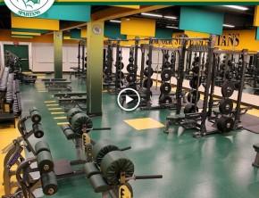 NSU Athletics unveils new weightroom