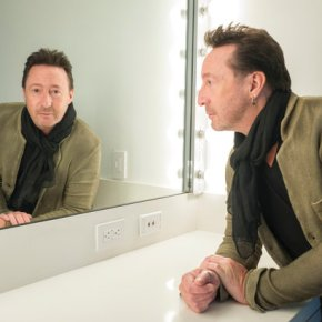 Julian Lennon honors his mom, the environment in kids'book