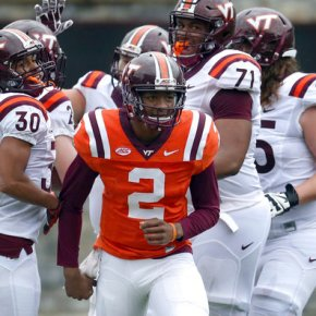 Quarterback spot remains up in air for Hokies