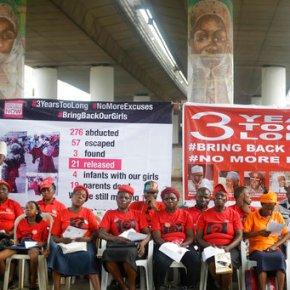 Nigeria marks 3 years since schoolgirls' massabduction