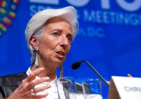 IMF foresees global economy accelerating to 3.5 pct. in'17