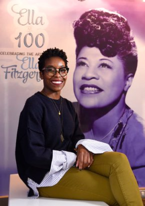 Ella Fitzgerald's 100th birthday marked with Grammy exhibit