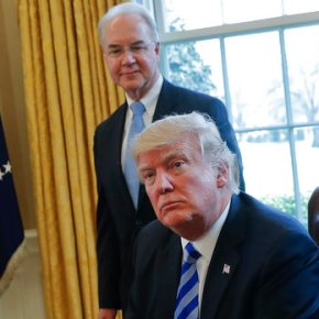Repeal in doubt, what Trump alone can do on 'Obamacare'