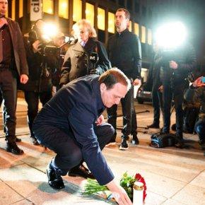 Stolen truck kills 4 in Stockholm; Sweden calls itterror