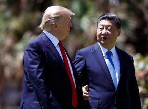 Trump, Xi converge on currency, Syria as US-China ties warm