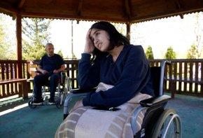 Car crash turns Afghan refugee's dream into anightmare