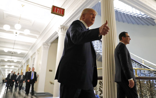 Donald Trump, Steve Mnuchin