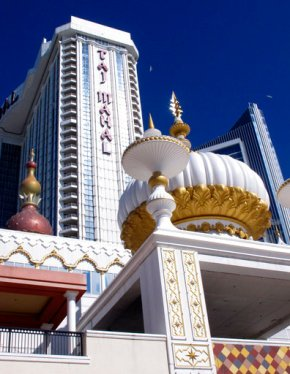 Guitars oust minarets as Hard Rock redoes Taj Mahal casino