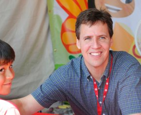 Jeff Kinney marks 10th anniversary of 'Wimpy Kid' series