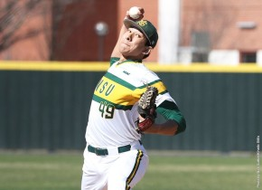 Hemmerich, Mauricio pitch Spartans to doubleheader sweep of DSU