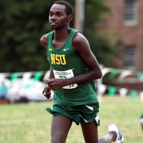 Korir sets new 10K school record at Colonial Relays