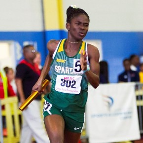 Lee, Bissah key runner-up finish for Spartan Women at Colonial Relays