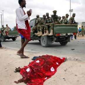 Somalia's new army chief survives car bomb that kills13