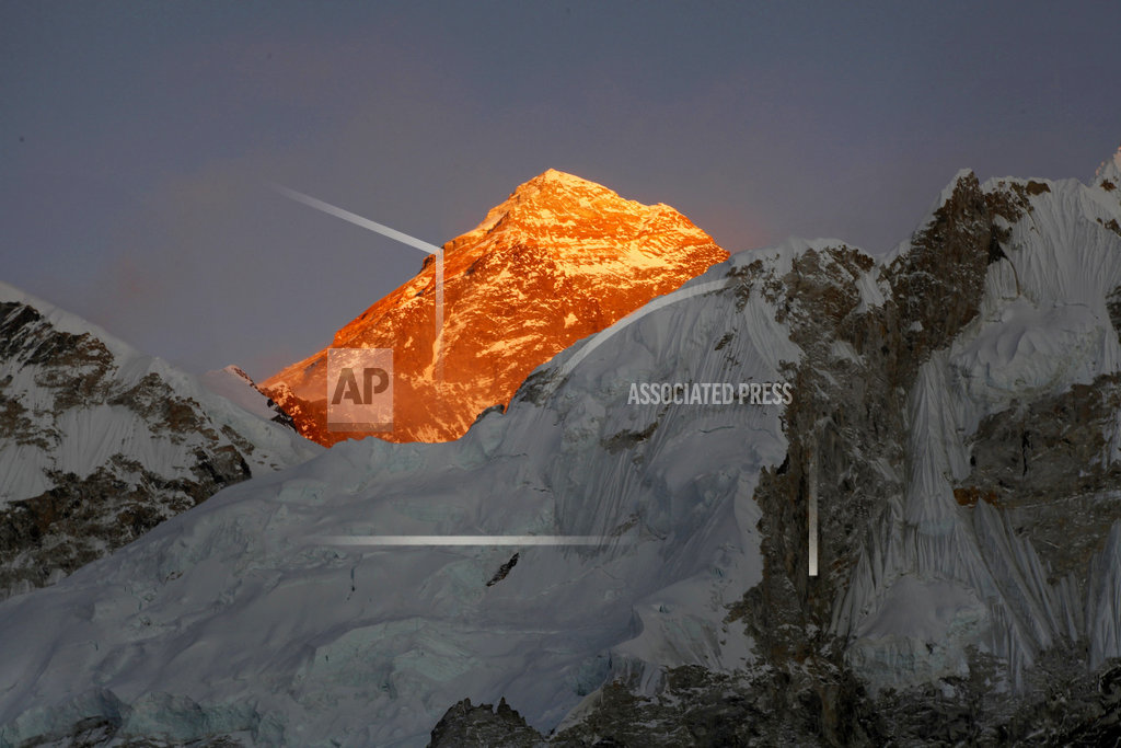 USA climber dies near summit of Mount Everest, per reports