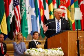 AP FACT CHECK: Trump exaggerates record whileabroad