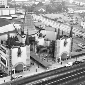 Chinese Theatre marks 90 years as Hollywood glamour hotspot
