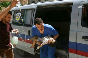 Syrian government denies US allegations of masskillings