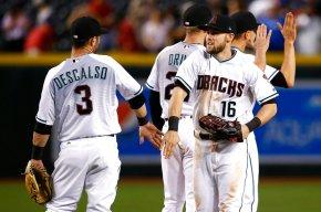 Steal of home helps Diamondbacks beat reeling Mets,5-4
