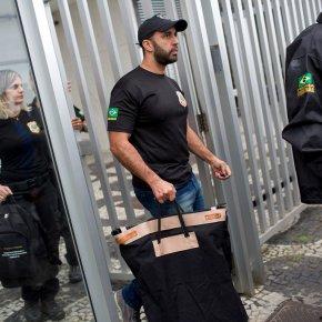 Brazil crisis deepens with probe of president, topsenator