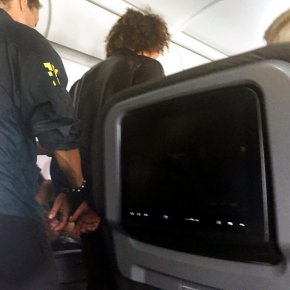 Hawaii jet took off with unruly passenger despite redflags