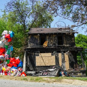 Neighbor charged in Ohio fire that killed 5 kids, 2 adults