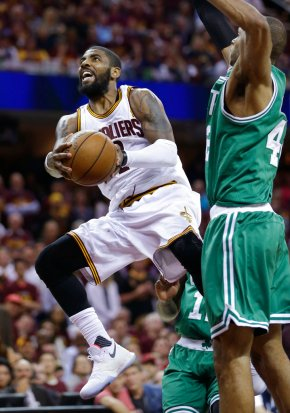 Kyrie-markable: Irving's 42 carries Cavaliers past Celtics