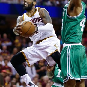 Kyrie-markable: Irving's 42 carries Cavaliers pastCeltics