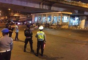 Suspected suicide bomb in Jakarta kills policeman, injures9