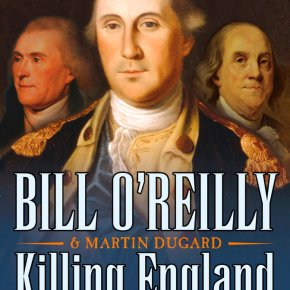 O'Reilly's next book is 'Killing England,' coming Sept.19