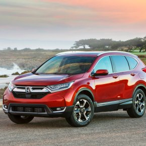 Honda CR-V is restyled, has first turbo engine in 2017