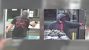 Man wanted in connection with 5 businessrobberies