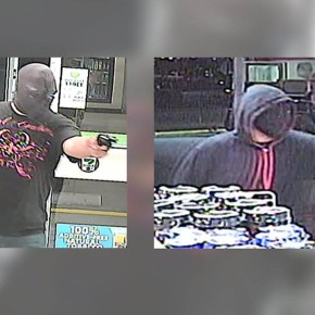 Man wanted in connection with 5 business robberies